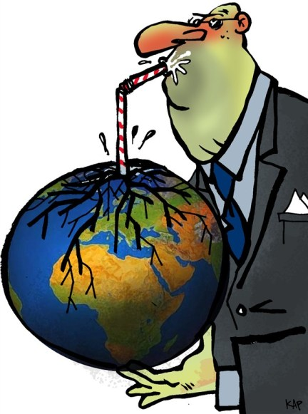 Kap - Spain - Fracking - English - fracking, rich, resources, earth, save planet, environment,