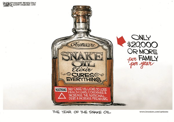 126916 600 Year of the Snake Oil cartoons