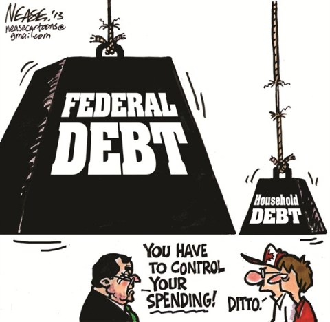 Debt © Steve Nease,Freelance,national,federal,debt,spending