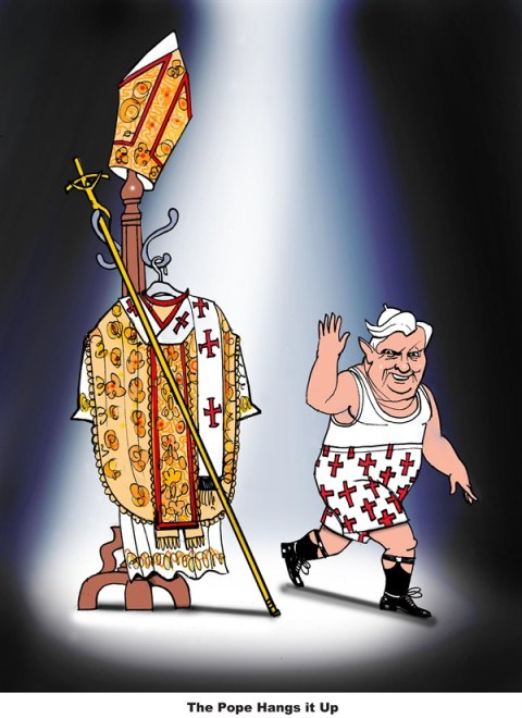 127248 600 The Pope Hangs it Up cartoons