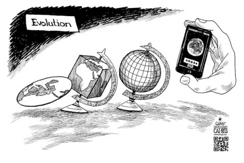 126587 600 Evolution cartoons