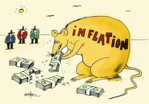 Pavel Constantin - Romania - Inflation - English - Inflation,corruption,money,banks,economy,people,business,affairs,politics