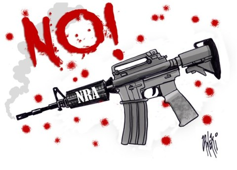 Paul Zanetti - Australia - American Massacre - English - Gun, guns,Rifle,massacre, shooting, school, nra, National, Rifle, Association, children, Newtown, Conecticut, dead, December, 2012, Sandyhook
