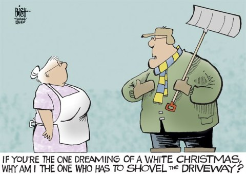 Randy Bish - Pittsburgh Tribune-Review - A WHITE CHRISTMAS, COLOR - English - SNOW,CHRISTMAS,WHITE CHRISTMAS, winter 2012,Christmas 2012