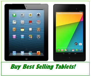 Best Selling Tablets.