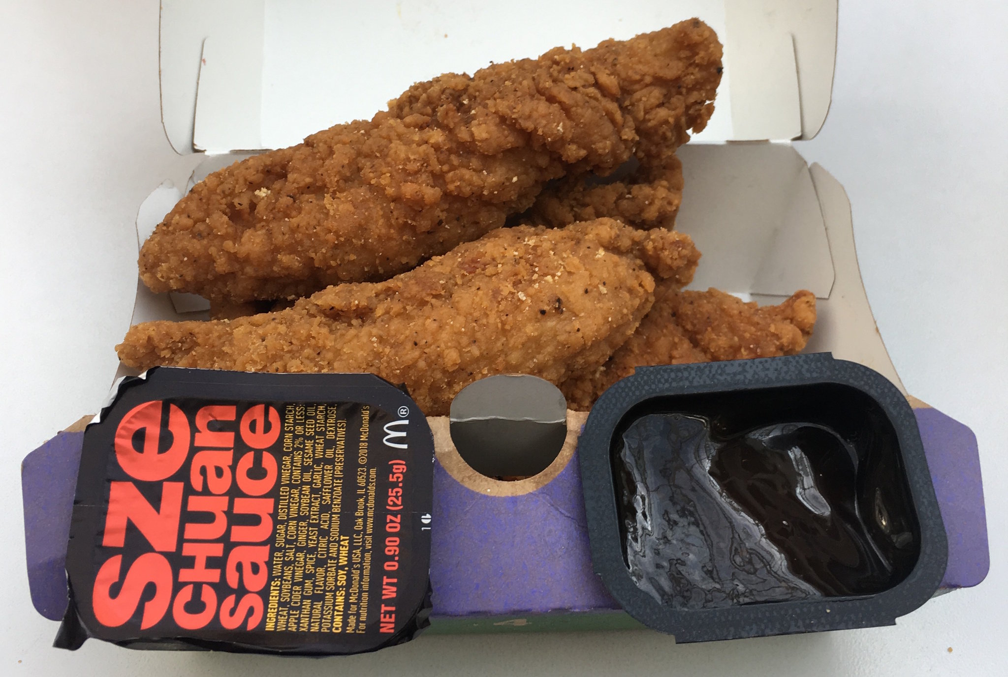 State I Tasted Szechuan Sauce From So You Have I Tasted Szechuan Sauce From So You Szechuan Sauce Recipe Reddit Szechuan Sauce Recipe Chinese nice food Szechuan Sauce Recipe