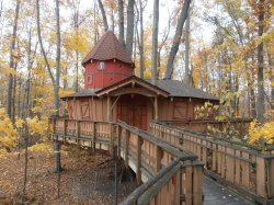 Small Of Treehouse Masters Cost