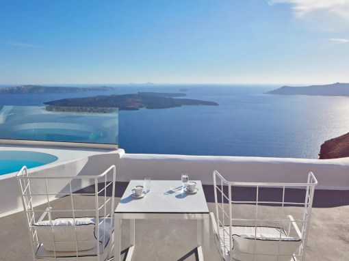 Chromata Hotel, Santorini, Greece