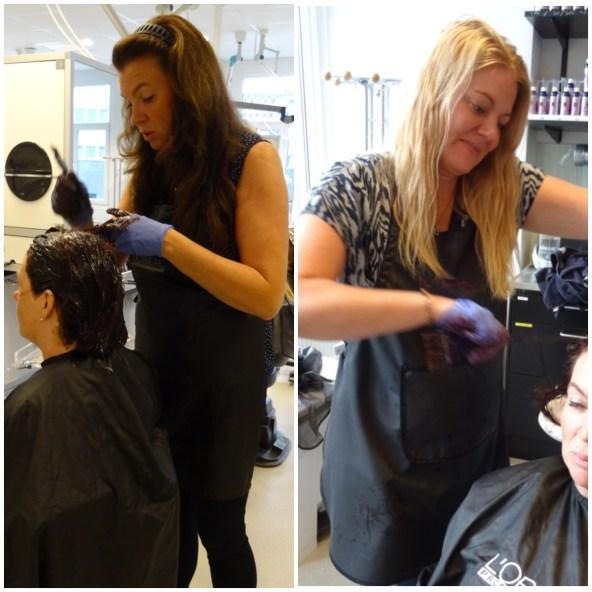 Utbildning av frisörlärarna i Sundbyberg