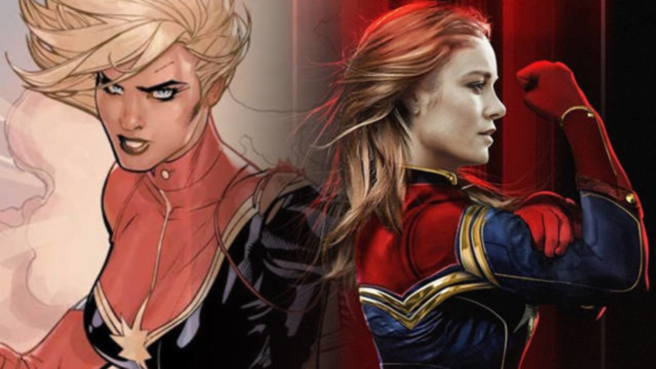 Brie Larson Teases Massive  Captain Marvel  Debut Tomorrow