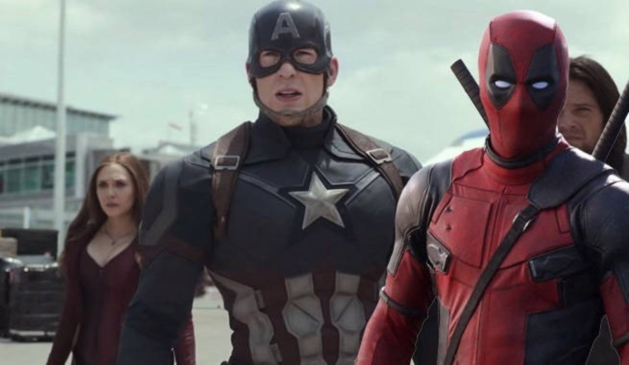 Ryan Reynolds Gives Perfect Response to Deadpool and Captain America     Ryan Reynolds Gives Perfect Response to Deadpool and Captain America Photo