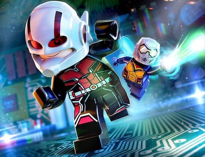 Ant Man and the Wasp Join Lego Marvel Super Heroes 2 With Add On Pack