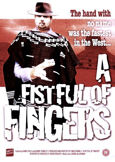 Poster do filme A Fistful of Fingers