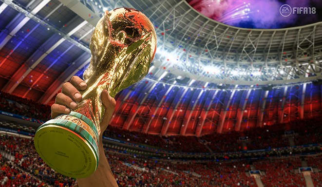EA SPORTS Predicts France to WIN 2018 FIFA WORLD CUP       The 2018 FIFA World Cup is one of the biggest sporting events in the world   watched by millions of people from all corners of the globe