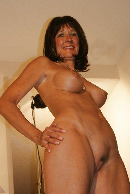 Course mature naked wife with period little