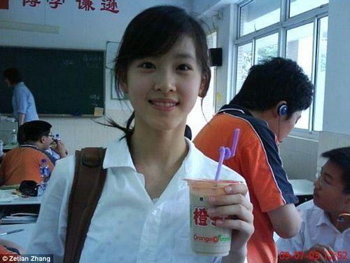 Chân dung nữ tỷ phú trẻ nhất Trung Quốc - Ảnh 1