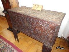 Scrin maur - Muzeul Octavian Goga de la Ciucea, județul Cluj
