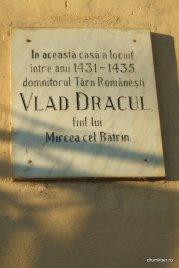 Casa Vlad Dracul - Cetatea Medievală Sighișoara
