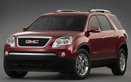 Used 2008 GMC Acadia For Sale   West Milford NJ What s New for 2008  For the 2008 GMC Acadia