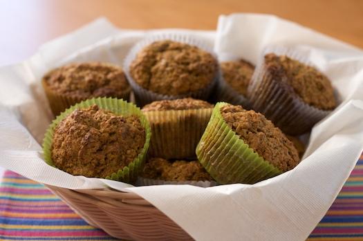 Basic Bran Muffins