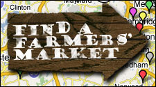 WBUR's Massachusetts Area Farmer's Market Map