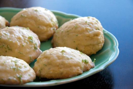 Cornmeal Lime Cookies — Erin Cooks