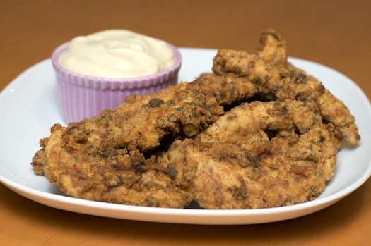 Buttermilk Fried Chicken Tenders