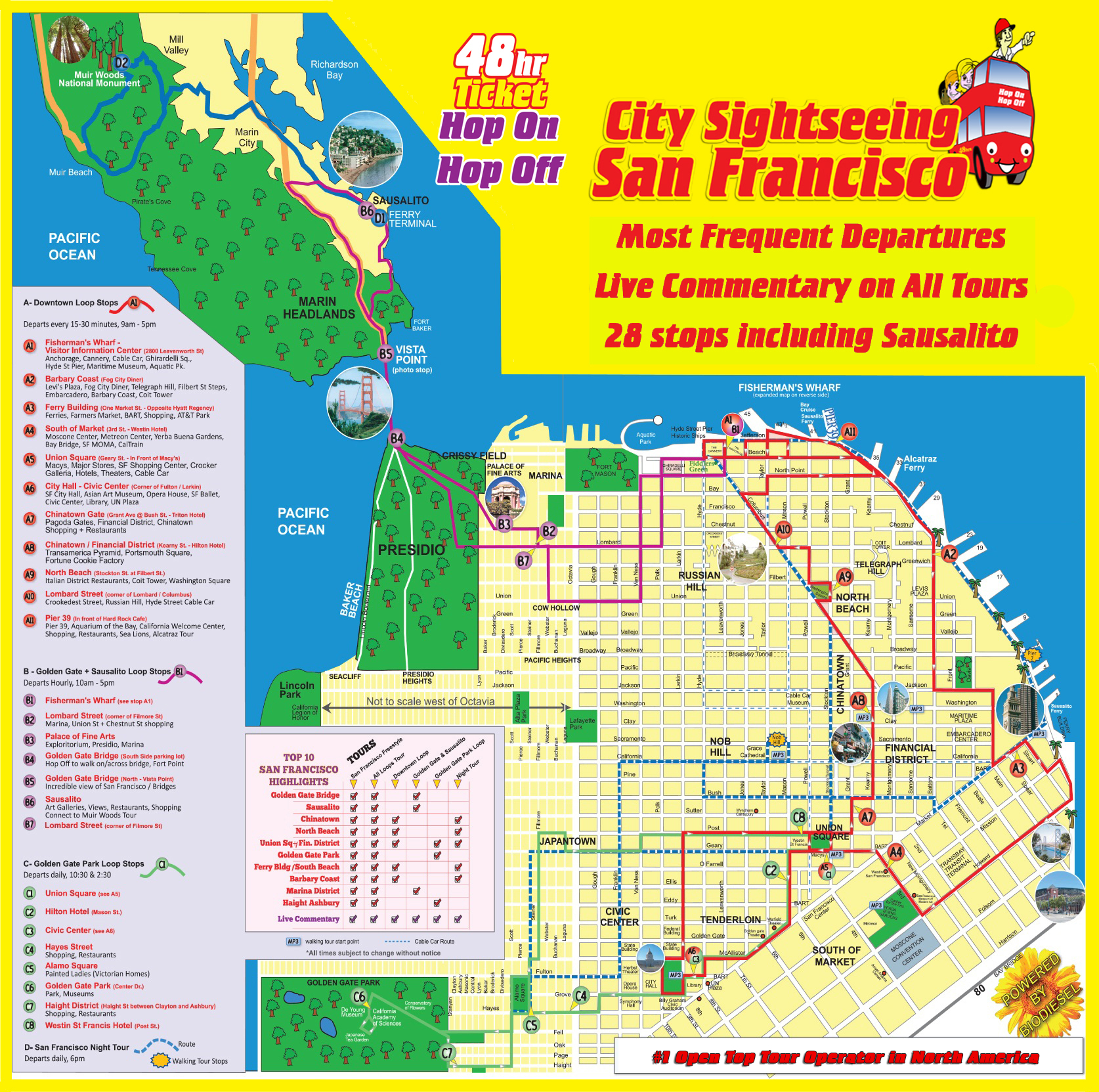 map in sf