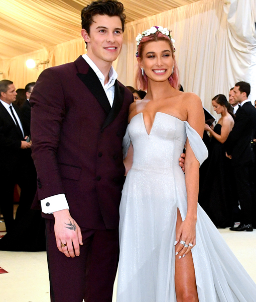 Shawn Mendes Reveals What He Texted Hailey Baldwin After Her     Shawn Mendes Reveals What He Texted Hailey Baldwin After Her Engagement News