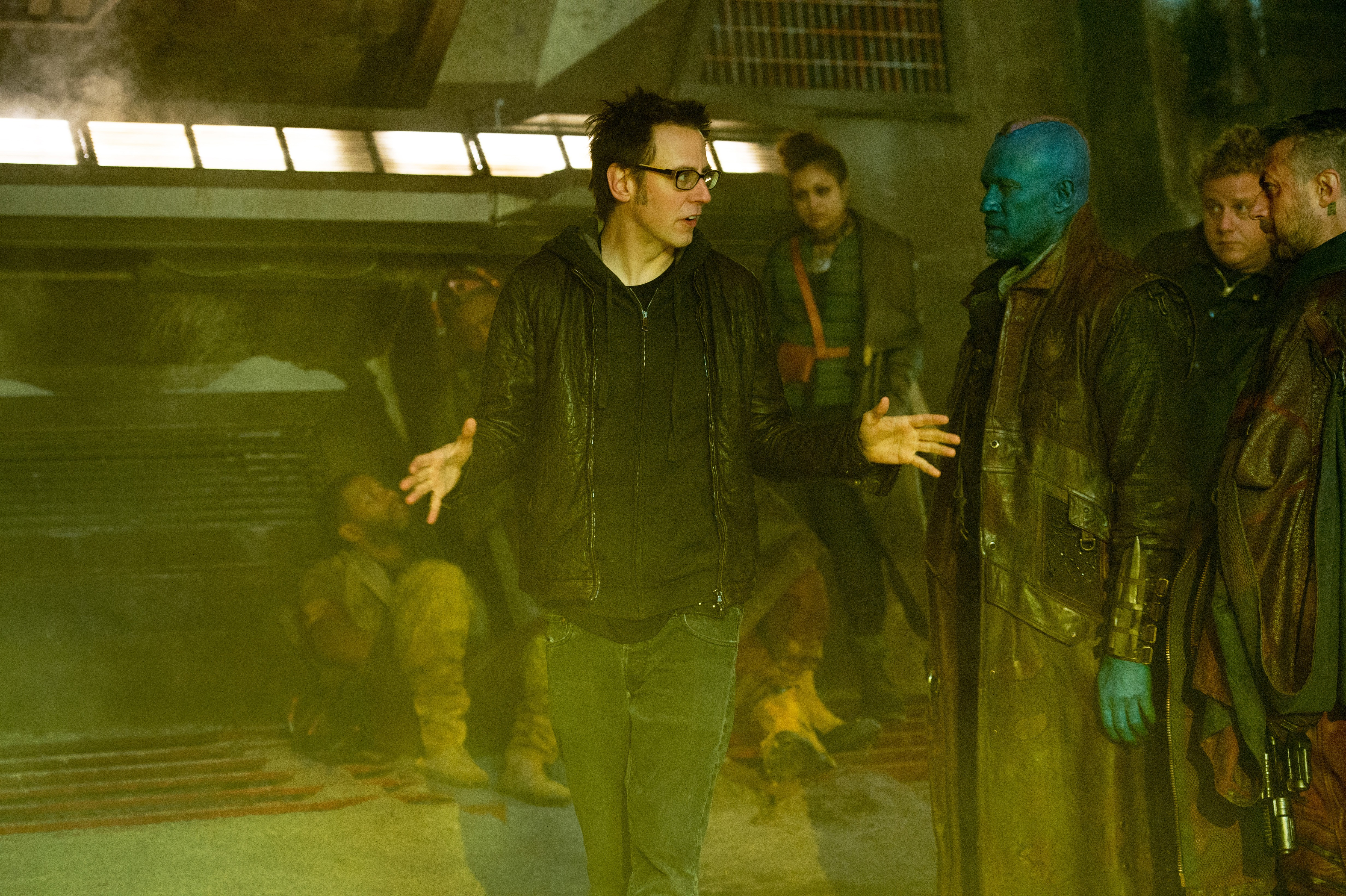 director james gunn returning for guardians of the galaxy vol 3 collider movie talk 2