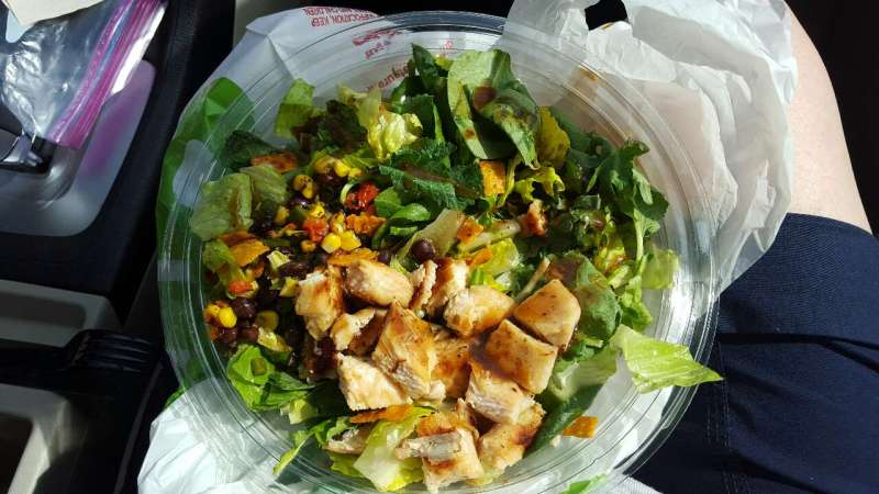 Large Of Mcdonalds Southwest Salad