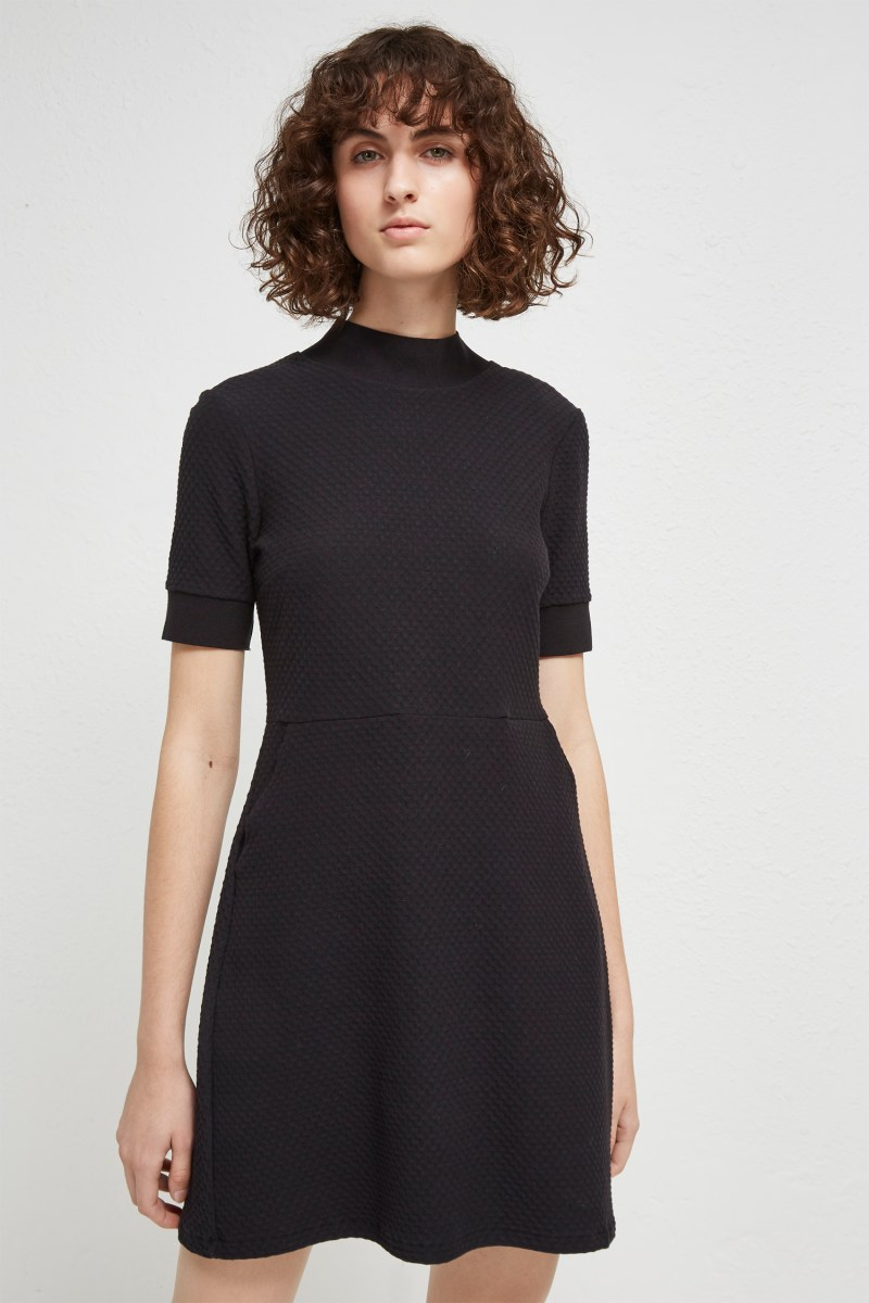 Large Of High Neck Dress