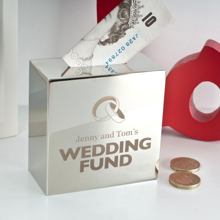 Typical Wedding Gift Card Amount : ... Box Wedding Fund GettingPersonalcouk.Average Monetary Gift For Wedding