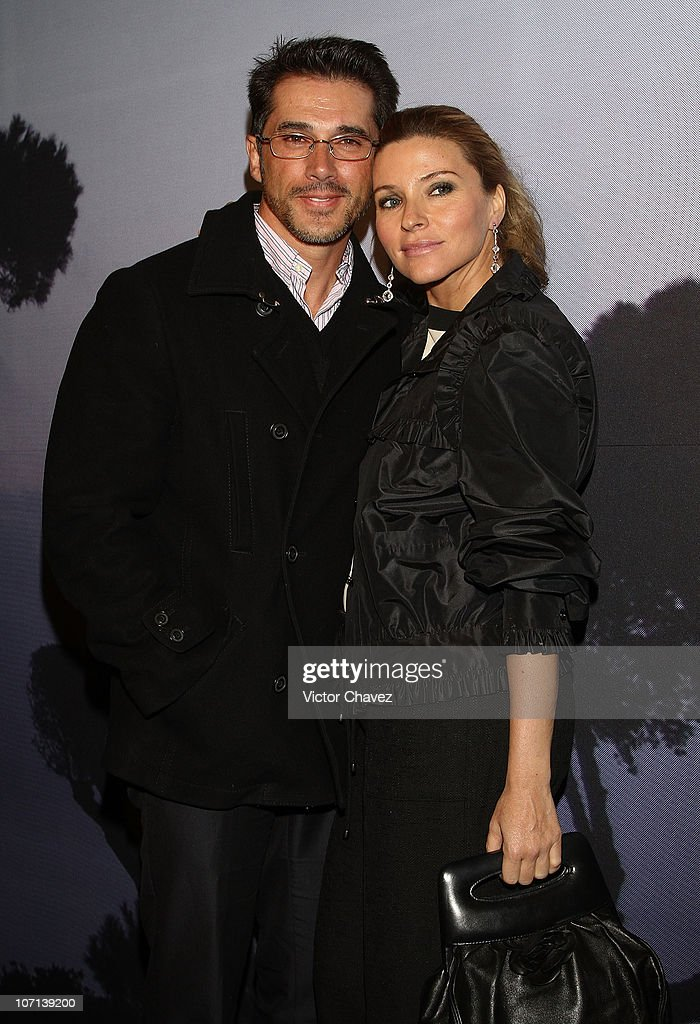 Isabella Camil Pictures and Photos   Getty Images Actor Sergio Mayer and his wife Isabella Camil attend the opening of the  new Chanel boutique