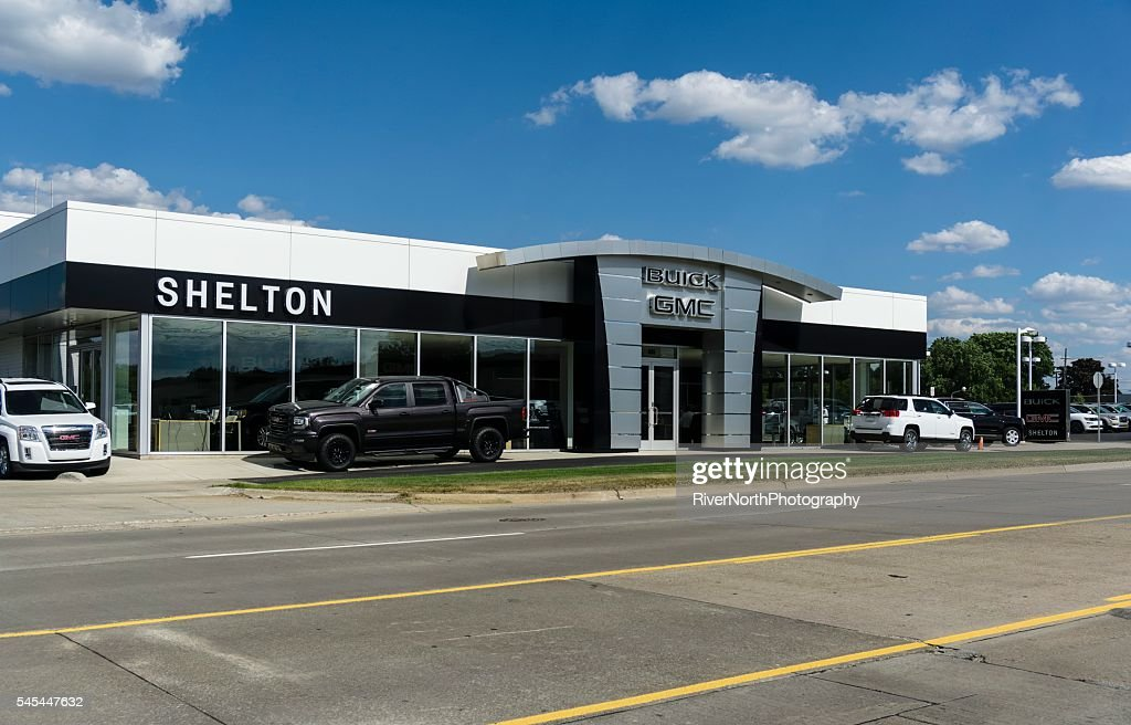 Buick Gmc Dealership Stock Photo   Getty Images Buick  GMC Dealership   Stock Photo