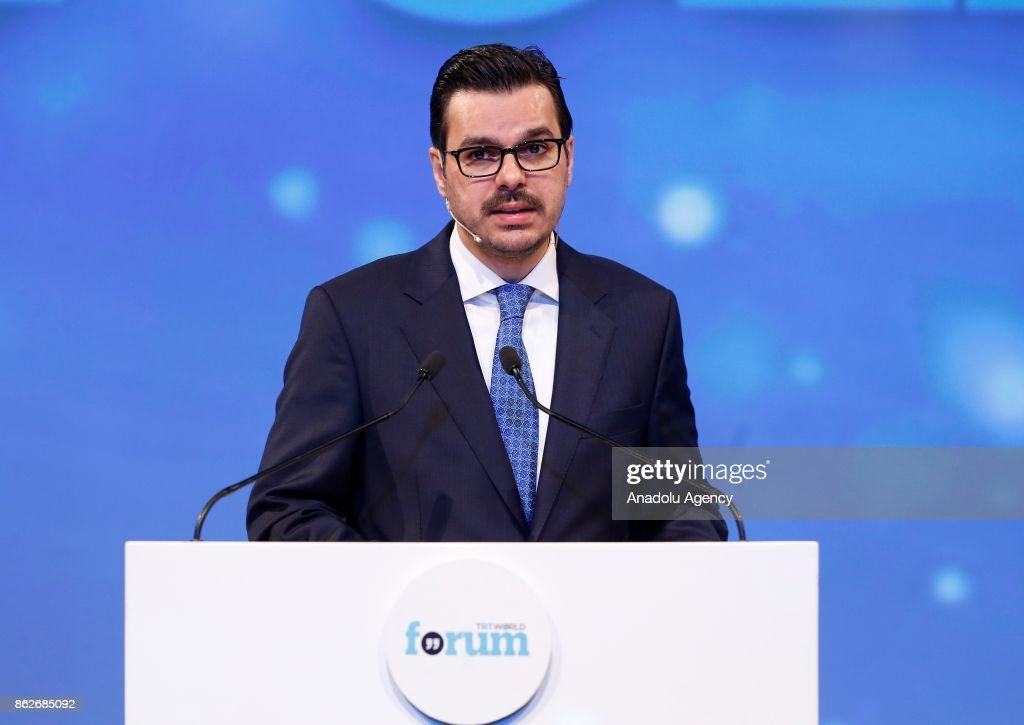 Opening of TRT World Forum in Istanbul Pictures   Getty Images Opening of TRT World Forum in Istanbul