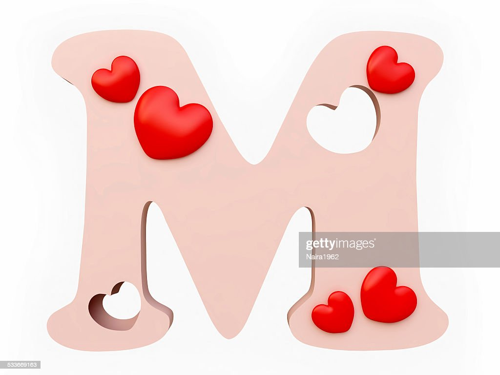 alphabet m and s in heart      Path Decorations Pictures   Full Path     Alphabet Letter M Red Heart Valentine Stock Vector Alphabet Letter M With  Red Heart Valentine Day Valentine s Day Alphabet of Hearts Creating a Heart  With
