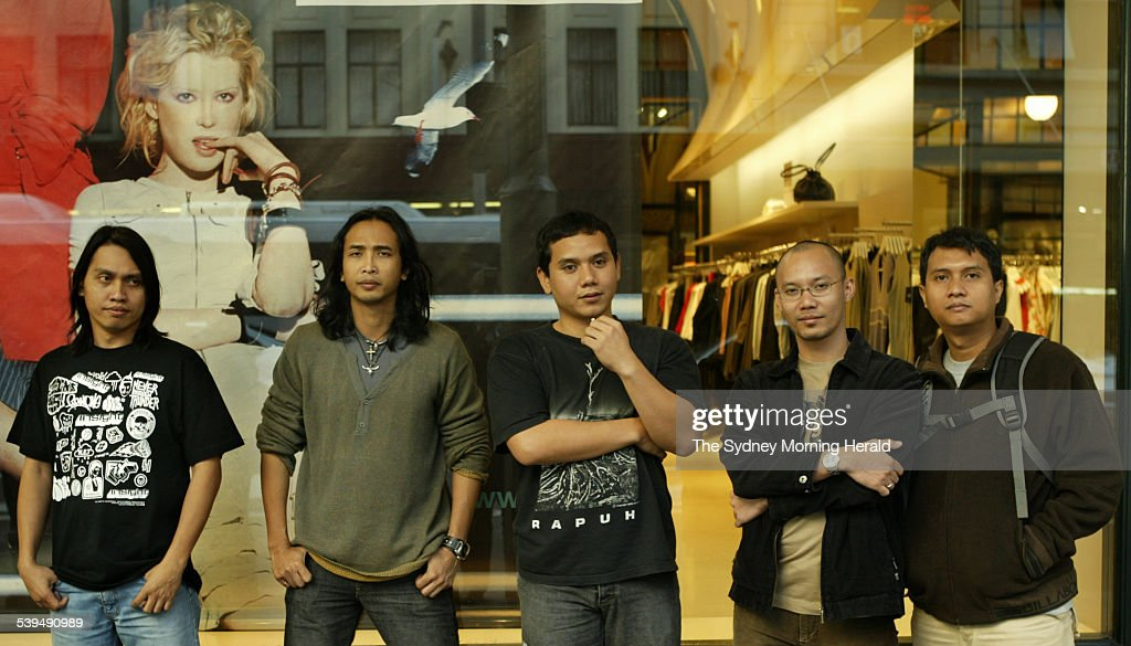 the indonesian boy band padi in sydney for two concerts on 26 august 2004 smh news