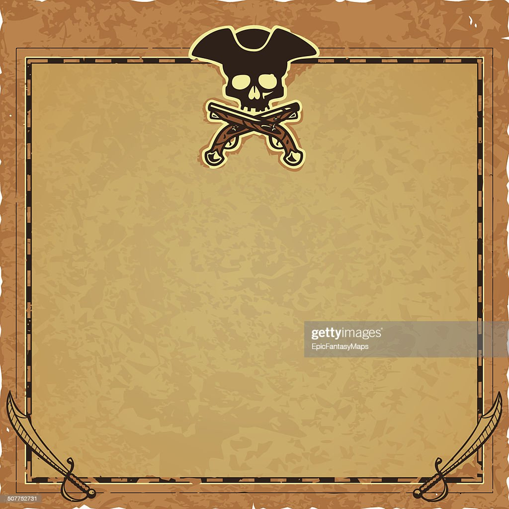 treasure map frame      The Best Artist 2018   Best Artist 2018     page border featuring pirate graphics and styled to look like a treasure  map Free downloads at http pageborders org download pirate border Treasure  Map
