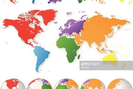 Map showing continents a9baeb74c2e9291eed0ae77b72849d47 world map and globes showing continents vector id165921150 gumiabroncs Image collections