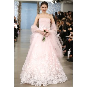 Phantasy Pink Because Brides Are Pink Wedding Dress Meaning Pink Wedding Dress Say Yes To Dress Pink Wedding Dresses Wedding Gowns Wedding Dresses