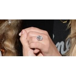 Small Crop Of Kim Kardashian Engagement Ring