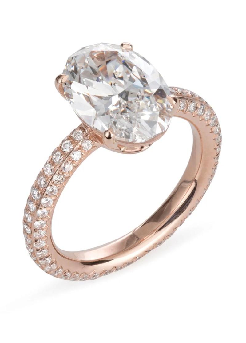 Large Of Fake Engagement Rings