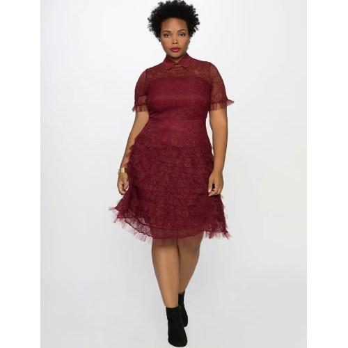 Medium Crop Of Plus Size Holiday Dresses