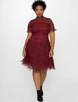 Small Of Plus Size Holiday Dresses