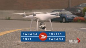 Canada Post mulling drone delivery