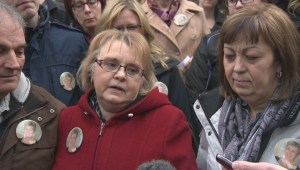 RAW: Daughters of murdered grandmother speak after guilty verdict