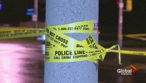 Toronto man charged with manslaughter in fatal bus shelter assault