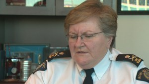 Alberta RCMP's Deputy Commissioner on dangers facing Mounties today