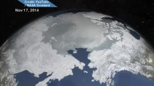 Arctic Sea Ice Sets New Record Winter Low